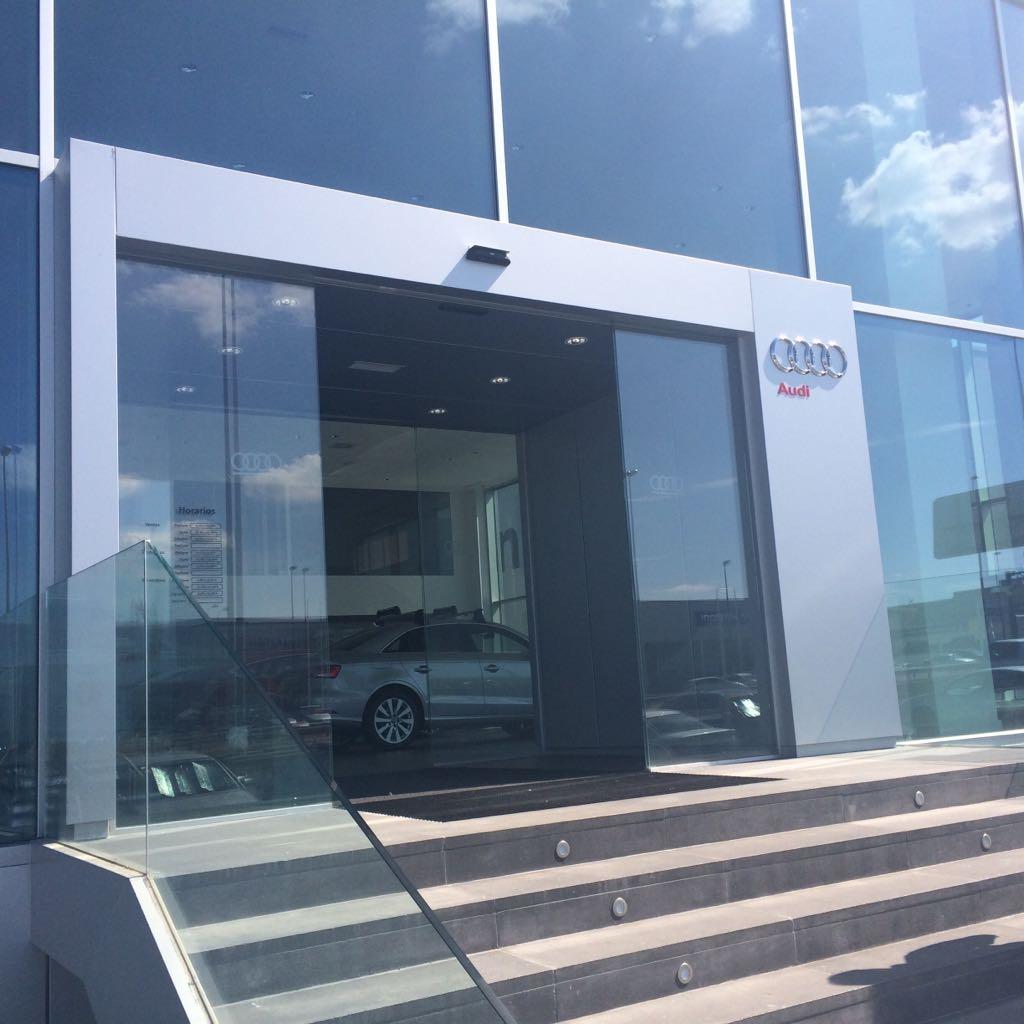 Puertas automaticas en leon gallery of spot pormasol for Brazos puertas automaticas