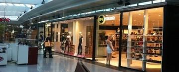 Puertas de Cristal SAP - Inauguración tienda Inside. Parque Principado - Sistemas Automáticos de Paso