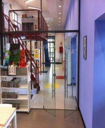Puertas de Cristal SAP -  Puertas Manuales - Sistemas Automáticos de Paso